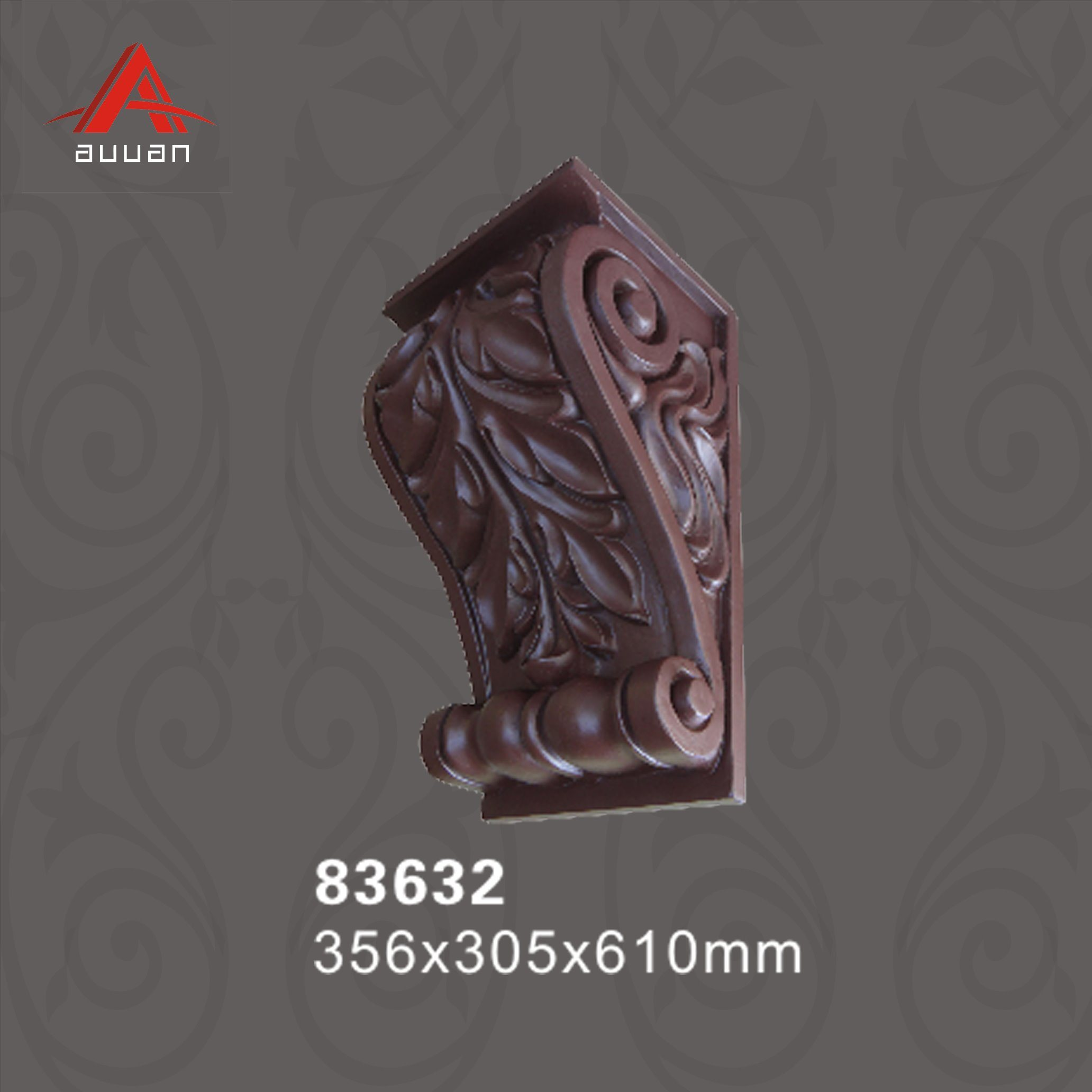 Hot Item 83632 Solid Wood Corbel Hand Carved For Interior Decoration