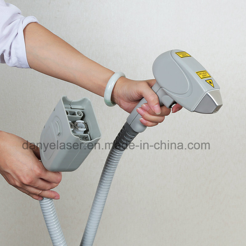 China Low Price All Skin Types Diode Laser 808 Soprano Ice Laser