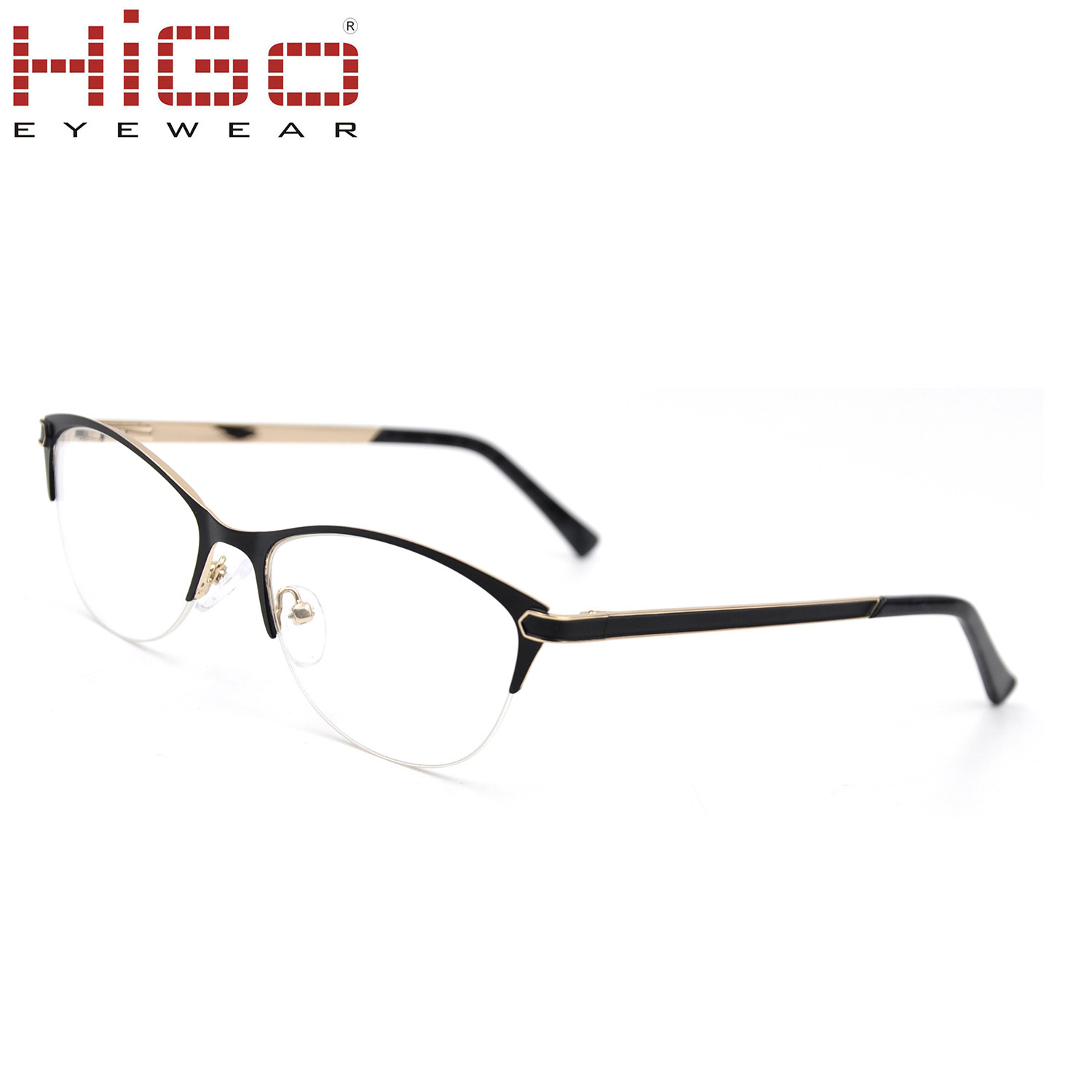 b499a280ce56 Wholesale Optical Manufacturing Factory Wenzhou Stock Metal Optical  Eyeglasses Frame