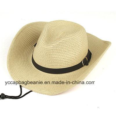 China 100% Paper Straw Cowboy Hat - China Wool Felt Hat 5b550eadf31