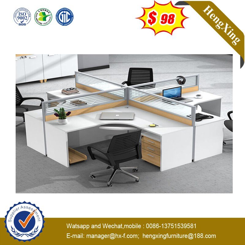 Top Sales Wall Panel L Shape Office Workstation pictures & photos