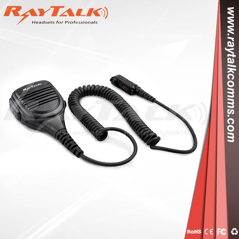 China Walkie Talkie Handsfree Speaker Microphone For Motorola Dp2400 Dp3440 China Speaker Microphone And Heavy Duty Speaker Microphone Price