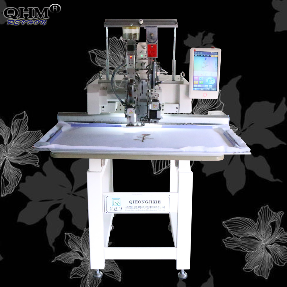 Digital Machine Embroidery Design Sewing Embroidery Machine