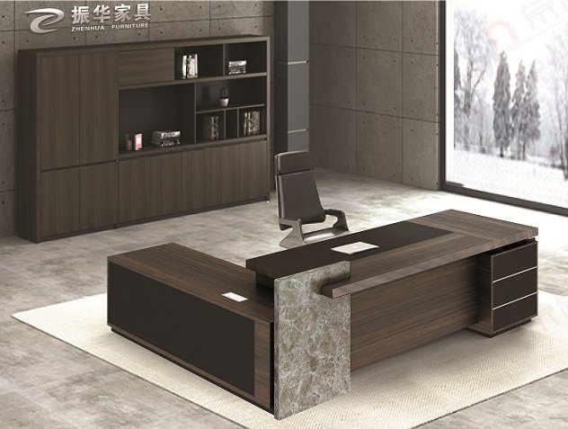 China Beauty Modern Commercial Office Desk Office Furniture Office Manager Desk China Office Table Office Furniture