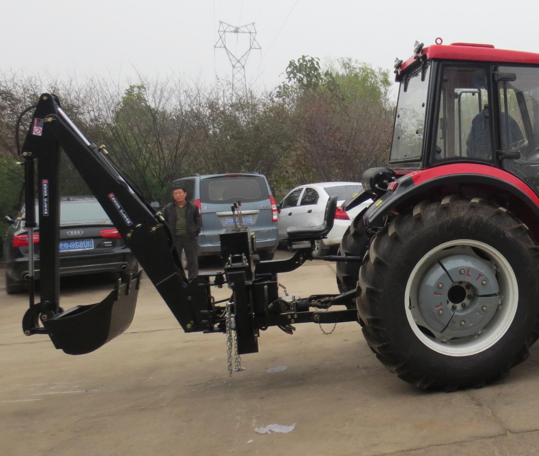 Point hitch three tractor Understanding 3pt