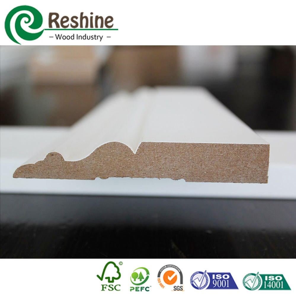 [Hot Item] MDF Skirting Board Architectural Decorative Moulding