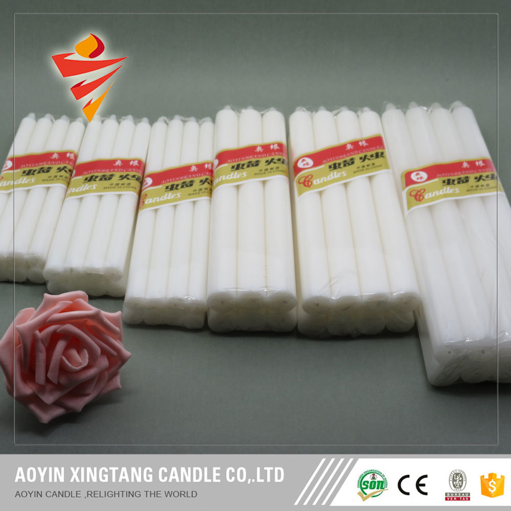 White Wax Candle to Iraq Duabi Angola