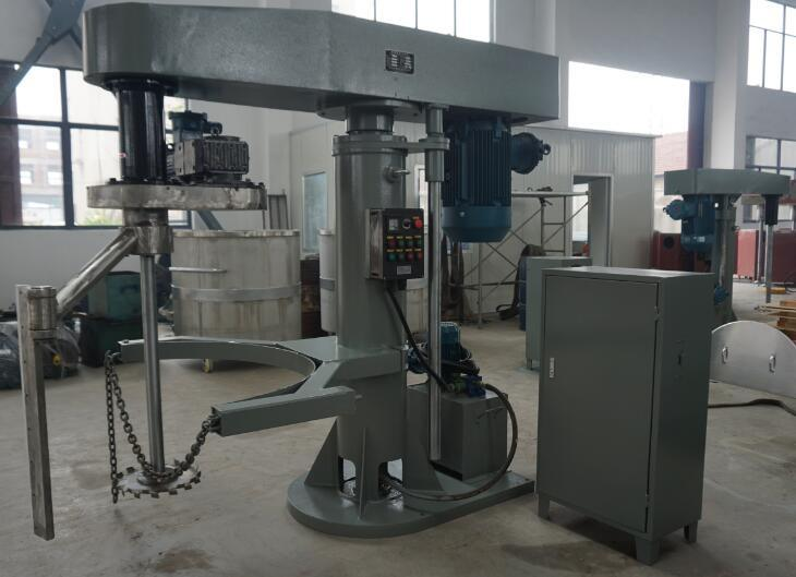 High Speed Disperser (RFD-series) for Paint, Coating, Resin pictures & photos