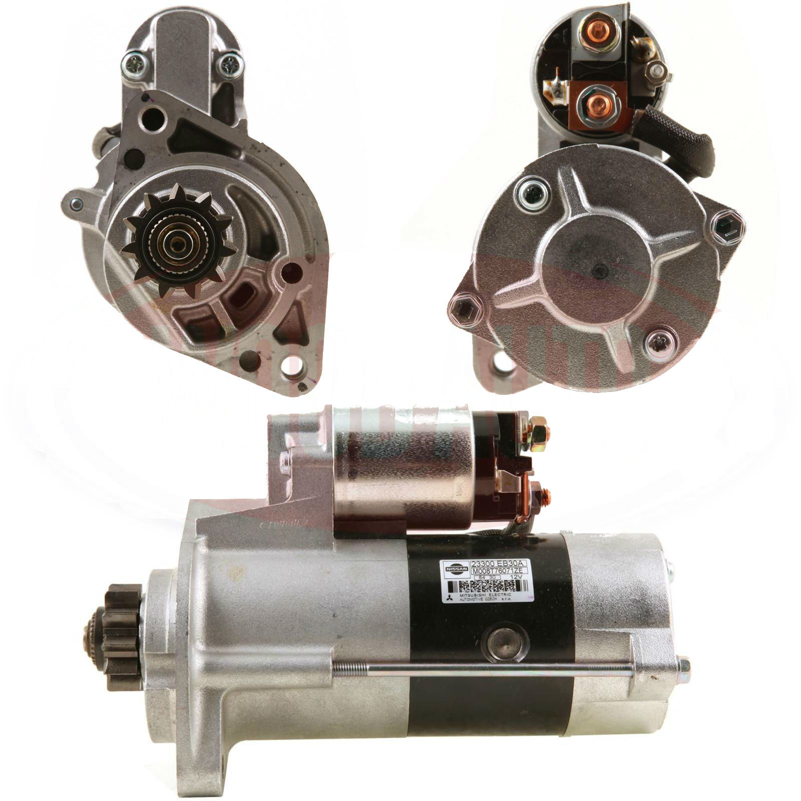 motor mitsubishi starter replacement to click aftermarket onlineautoparts products oem enlarge zpn