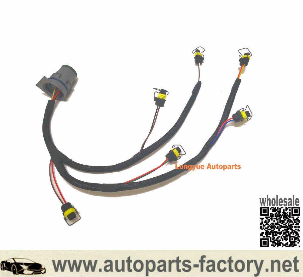 [NRIO_4796]   China 12 Pin Te Connector Fuel Injector Wiring Harness for Perkins 1206 -  China 12 Pin, Injector Wiring Harness | Injector Wire Harness |  | Made-in-China.com