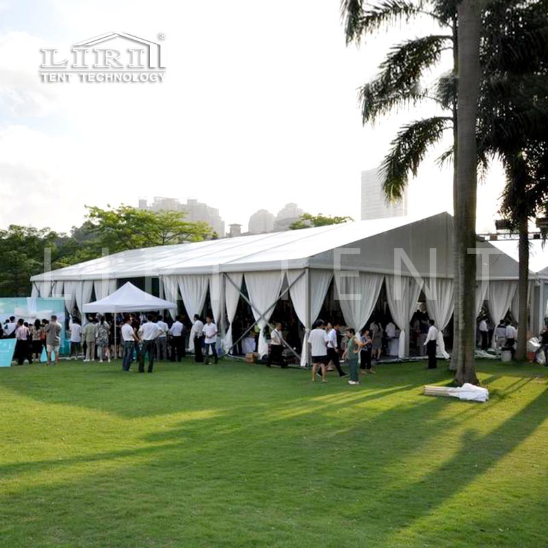 500 People House Shape Tent Wedding Canopy Tent for Outdoor Party Event