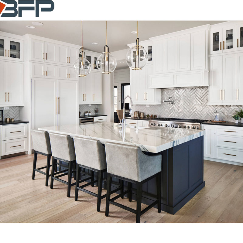 China American Latest Modern Kitchen, What Is The Latest Style Of Kitchen Cabinets