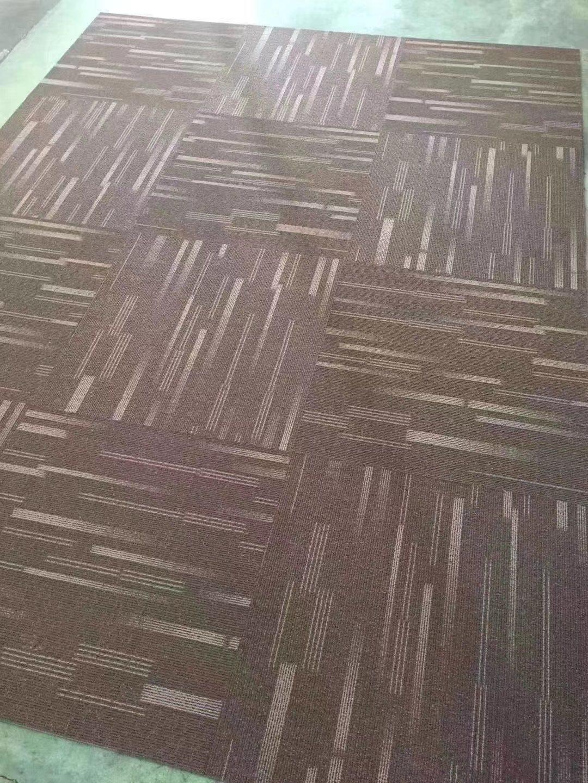 China Designs Carpet Tiles Floor