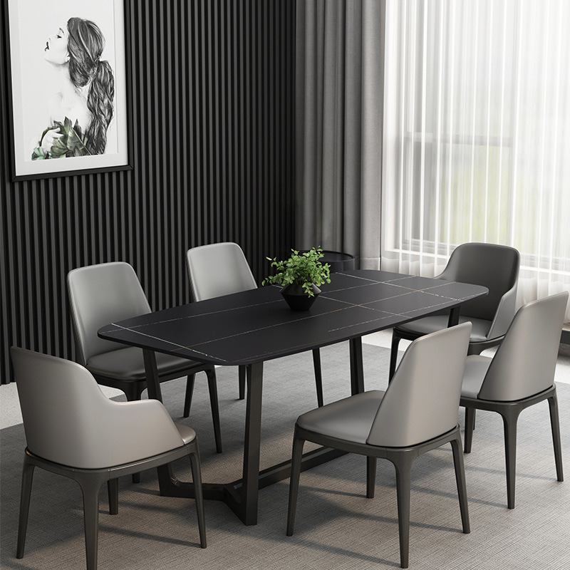 China Modern Luxury Dining Room Table, High Quality Dining Room Sets