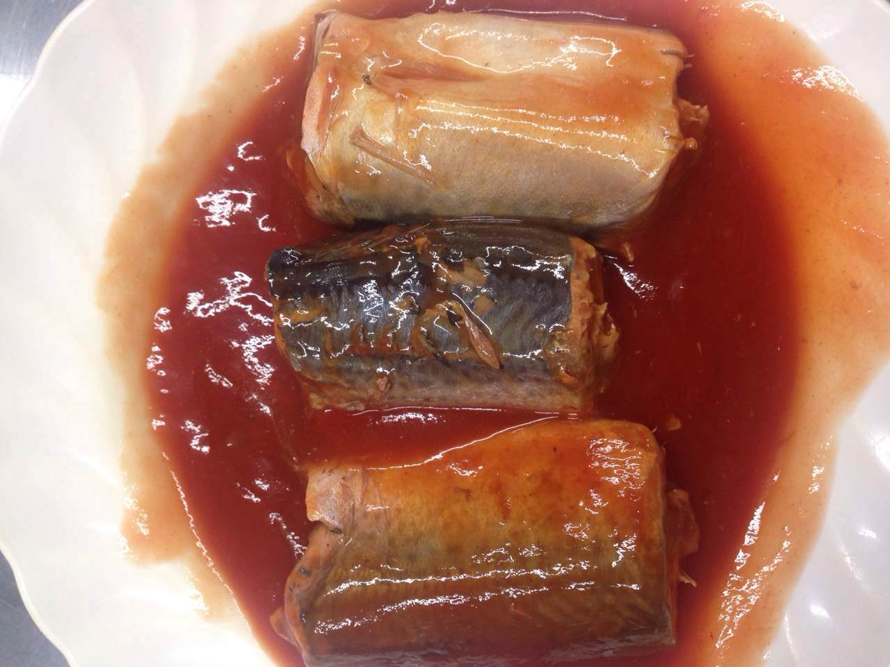 155g Canned Mackerel in Sauce -Best Brand