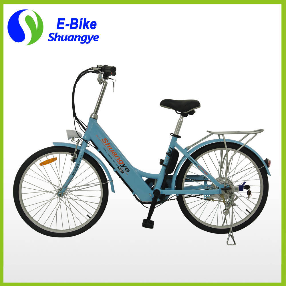 36V Lithium Battery 24 Inch City Electric Bike pictures & photos