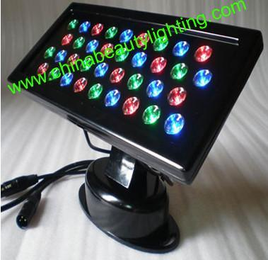 36W IP65 RGB DMX LED Wall Washer Light