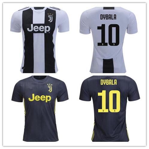 save off e456f 4ccc6 China Juventus 10 Paulo Dybala Home Third Football Shirts ...