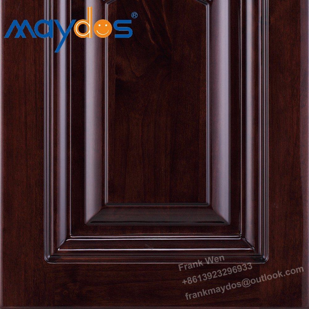 China Pu Lacquer Matte Finish Wood