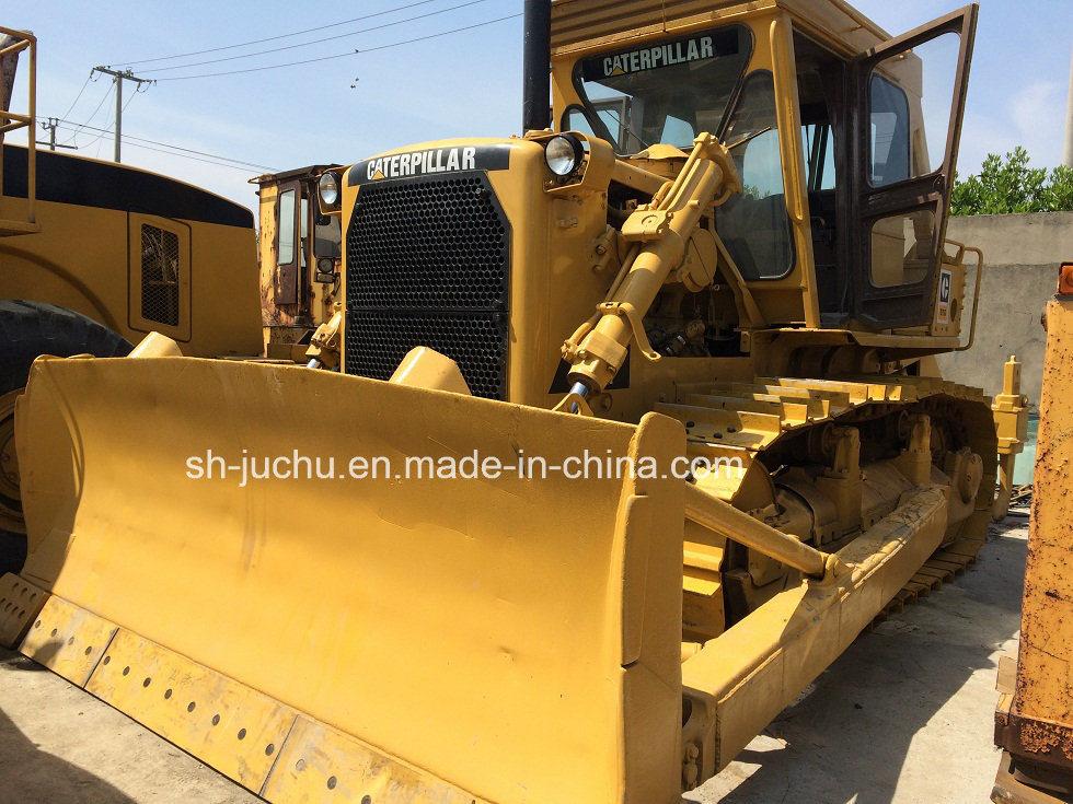 [Hot Item] Used Caterpillar D7g Crawler Bulldozer (CAT D7G Dozer With Winch)