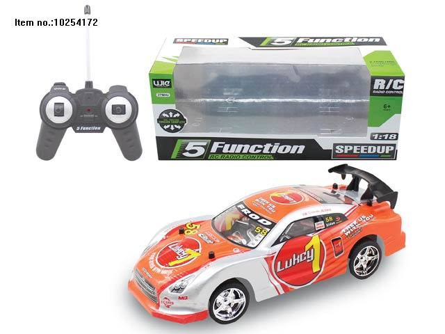 5 Channel Remote Control Car Toys with Changer Battery pictures & photos