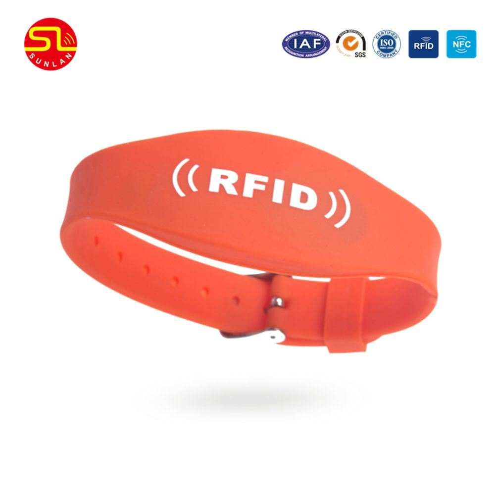 rfid white on photo stock d background image isolated bracelet shutterstock illustration