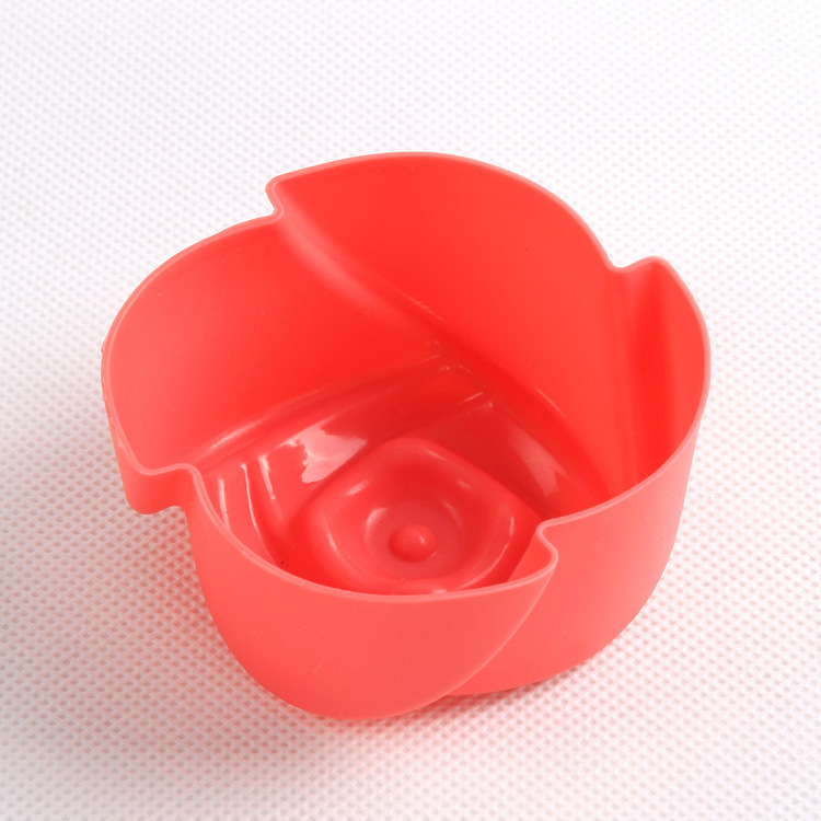 Non Stick Floral Shape Silicone Muffin Pan & Cake Mould & Bakeware pictures & photos