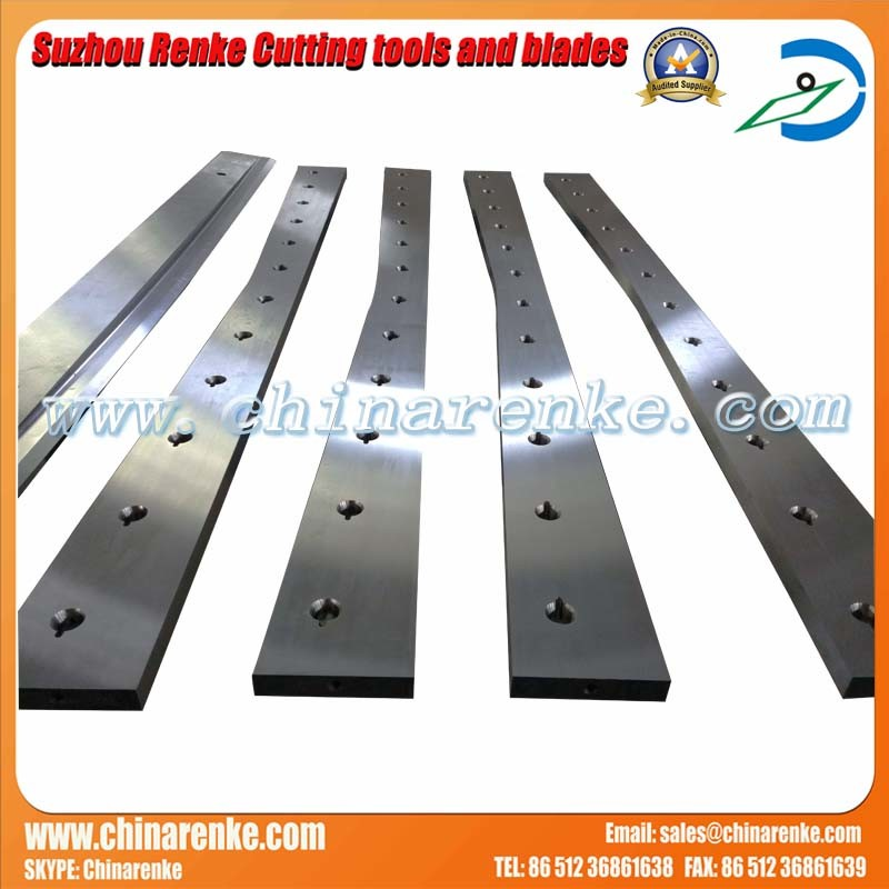 Long Shear Cutting Blade for Steel Plate pictures & photos