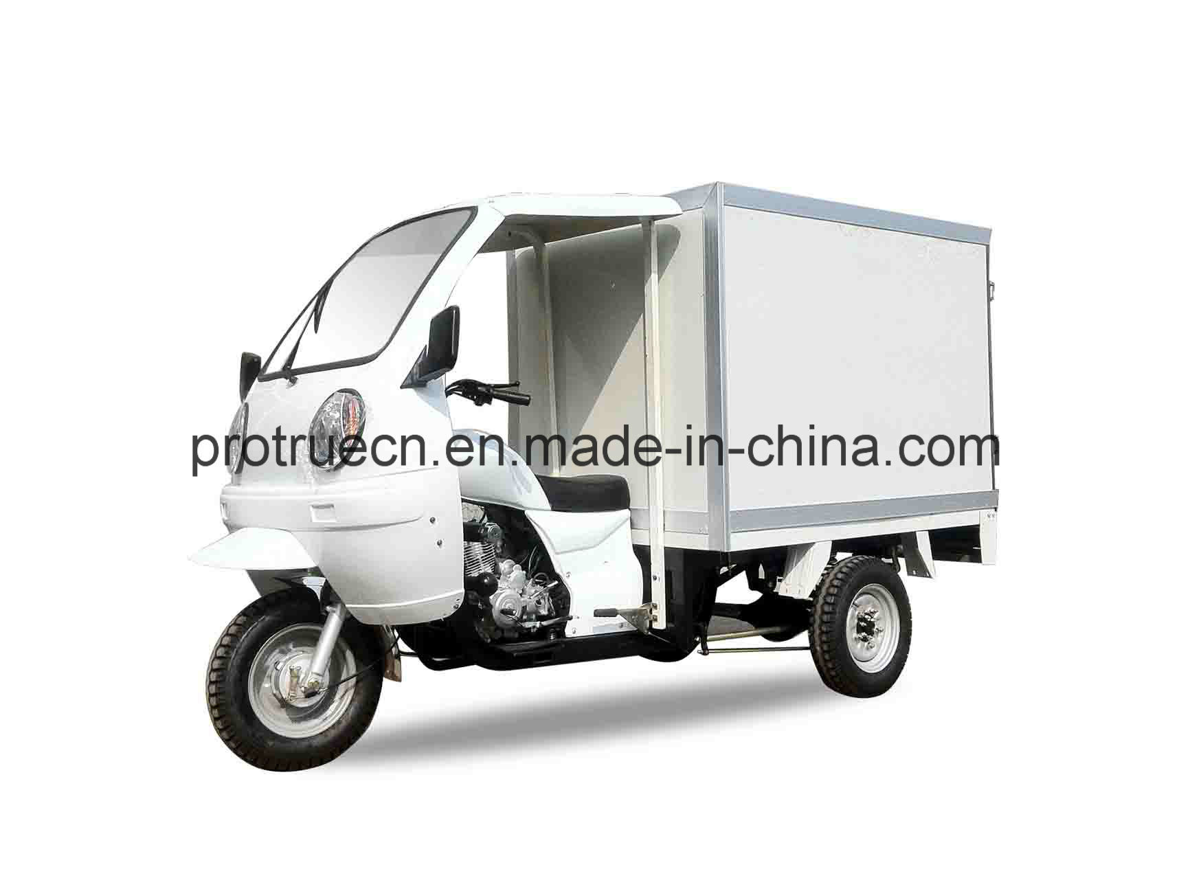 Tricycle with Insulation Closed Box pictures & photos