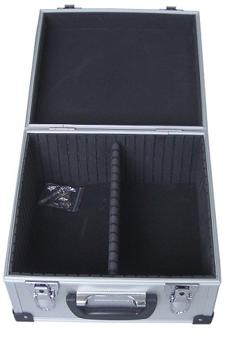 CD/DVD Aluminum Storage Case