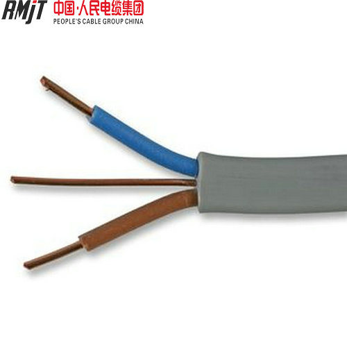 China 16mm Twin & Earth Building Wire Cable BS6004 Standard - China ...