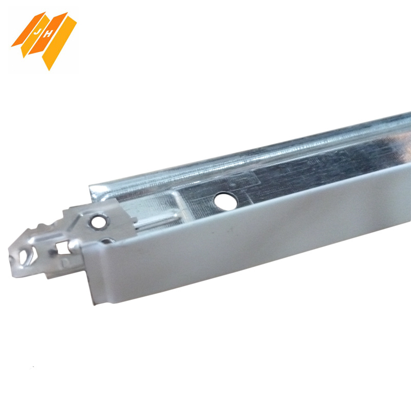 China Hot Dipped Glavanized Steel Frame Ceiling T Grid (T24, T15mm ...