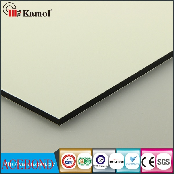 Aluminum Composite Panel ACP Sheet Facade Decorative Panels pictures & photos