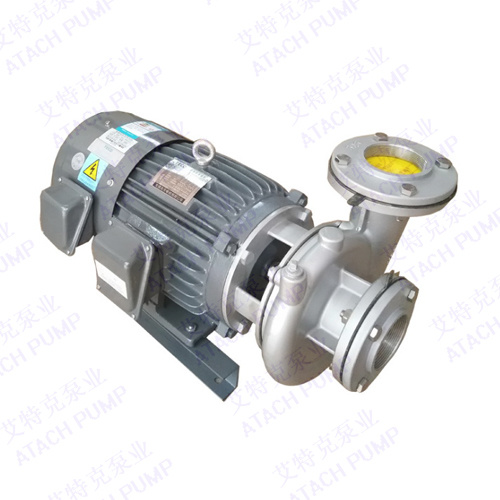 [Hot Item] Tsm-0250 Centrifugal Type Stainless Steel Volute Pump
