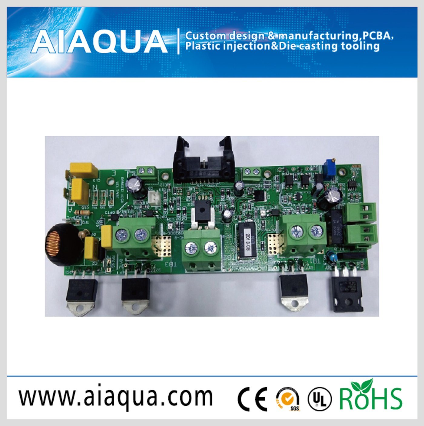china components assembly board components assembly board