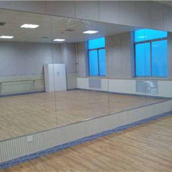 China Hot Sale Sinoy Mirror Inc Factory Price Large Wall Mirror For Gym China Gym Glass Mirror And Gym Wall Safety Mirror Price