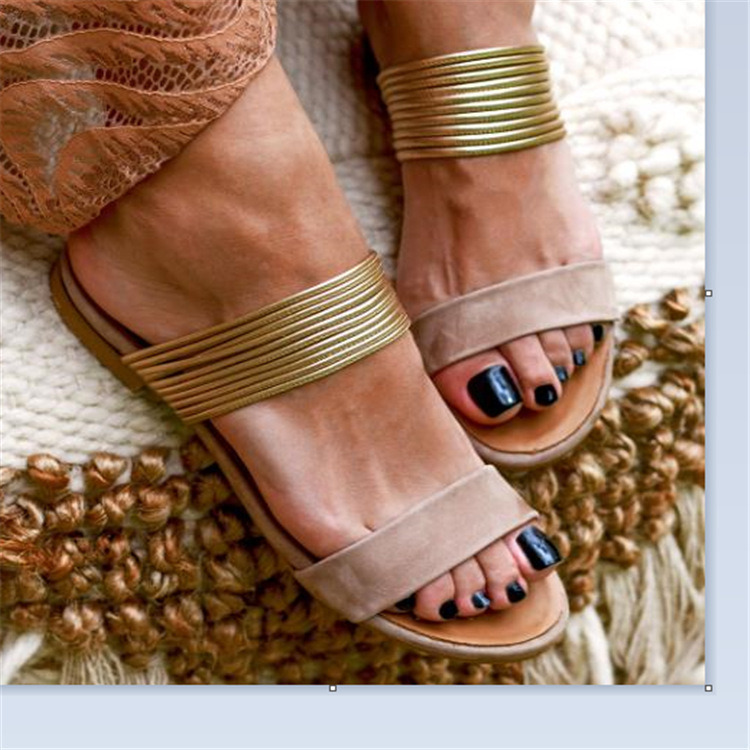 China Best Selling Summer Sandals Women