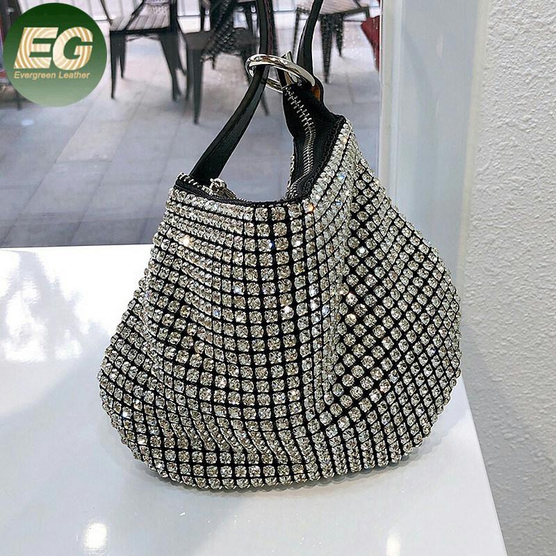 Lifebuoy Lake Black Round Leather Shoulder Bag Fashion Lady Crossbody Wallet Adjustable Top Handbag For Women Girl