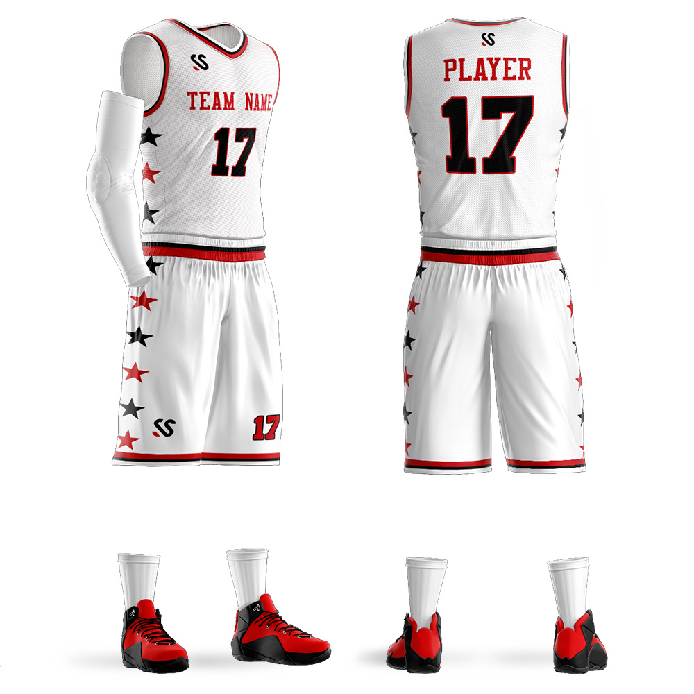 14c85e19b7f4 China New Design Basketball Uniform