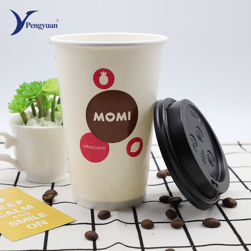 [Hot Item] Custom Printed Hot Drinking Disposable Dixie Paper Cup
