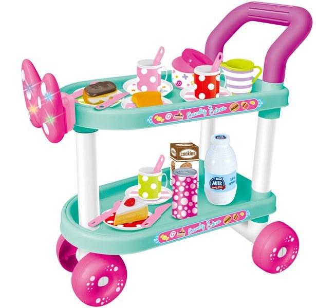 Kids Pretend Play Set Children Kitchen