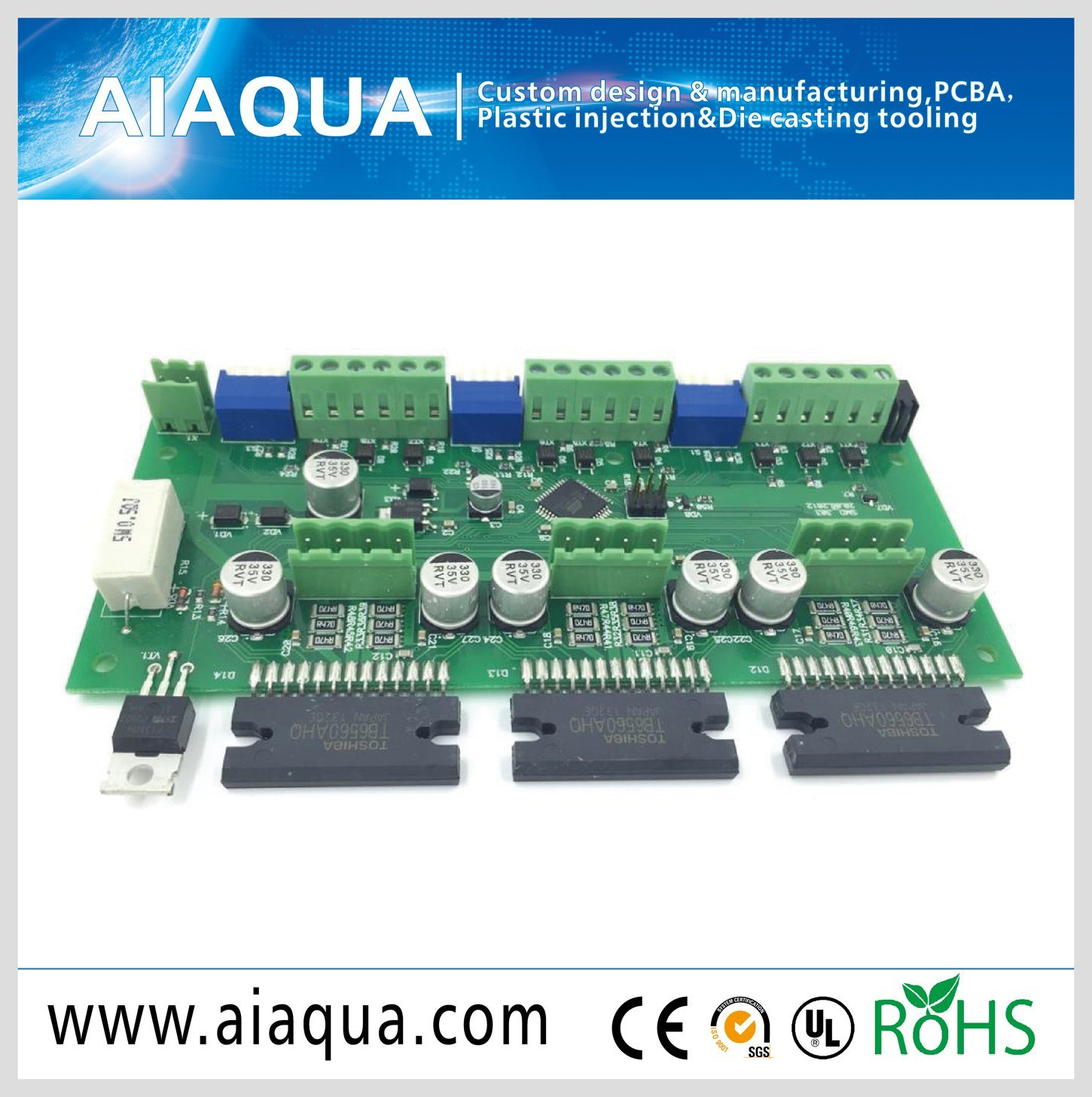 Wholesale Pcb Circuit Assembly Buy Reliable Smt Odm Oem Printed Board Service Manufacturer 94v0 Power Supply Solar