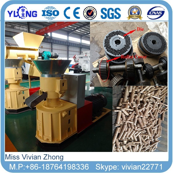 Small Wood Pellet Machine with Competitive Price pictures & photos