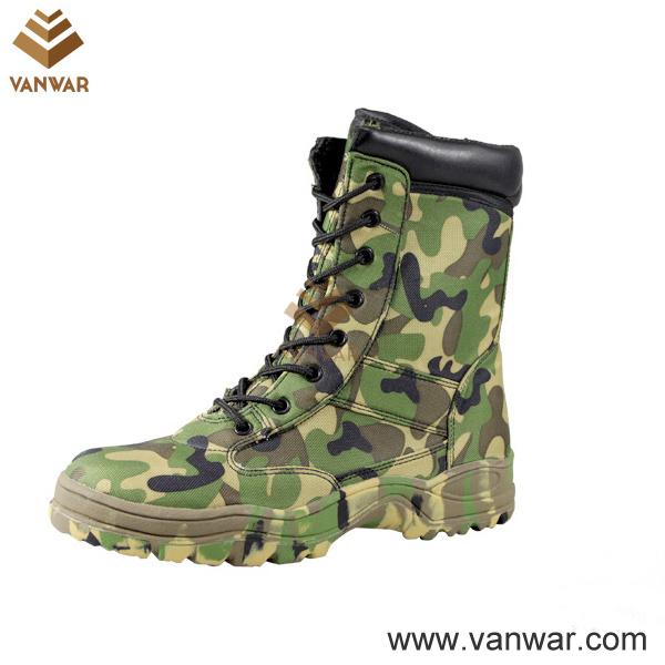 online store 9d87f c6b2c [Hot Item] Comfortable Military Camouflage Boots of Split Leather (CMB007)