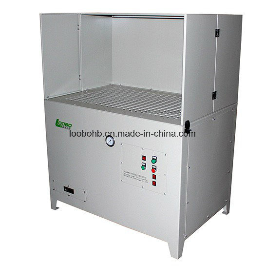 Industrial Downdraft Dust Collection Table and Gringding Dust Removal Downdraft Workbench pictures & photos