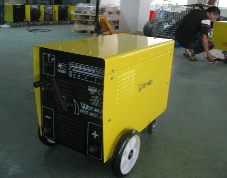CE Approved Transformer Welder AC/DC Arc Welding Machine pictures & photos
