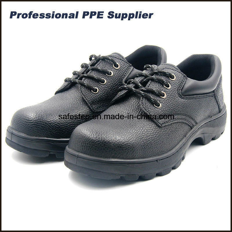 China S1p Rubber Outsole Split Leather