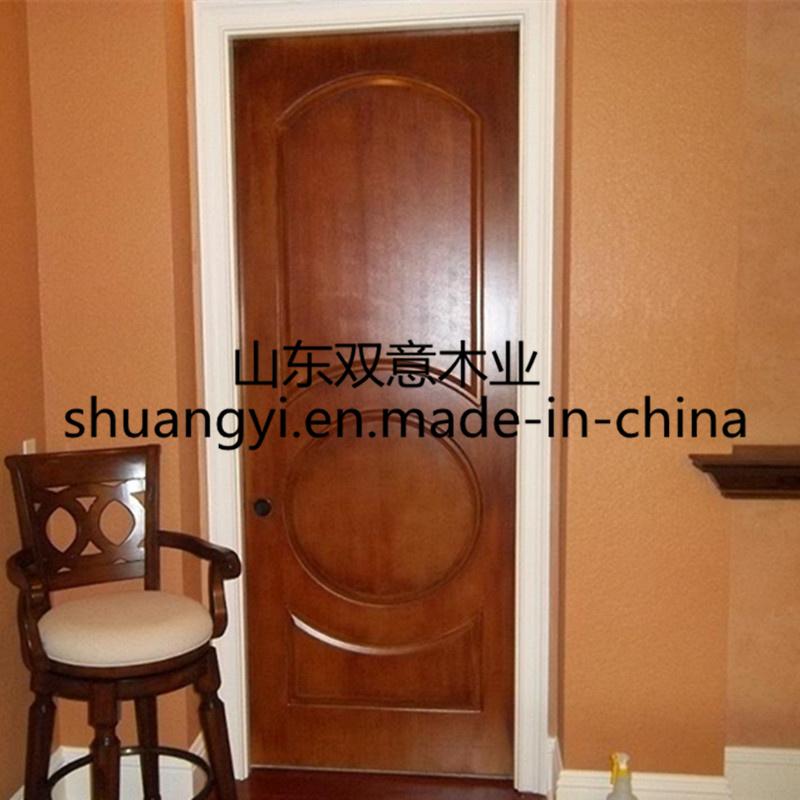 China Best Wood Teak Wood China Solid Wood Interior Doors Design