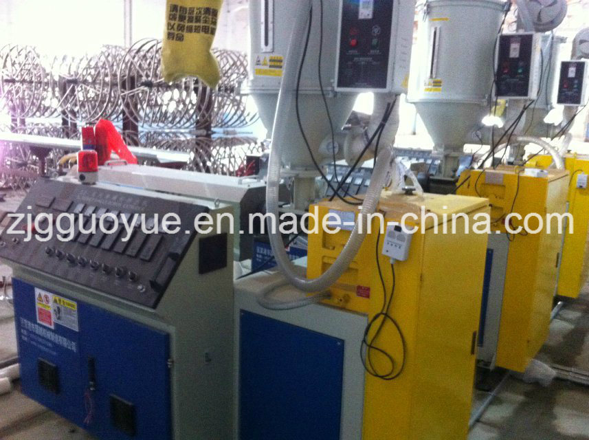 Nylon PA66 GF25 Strip Extrusion Line