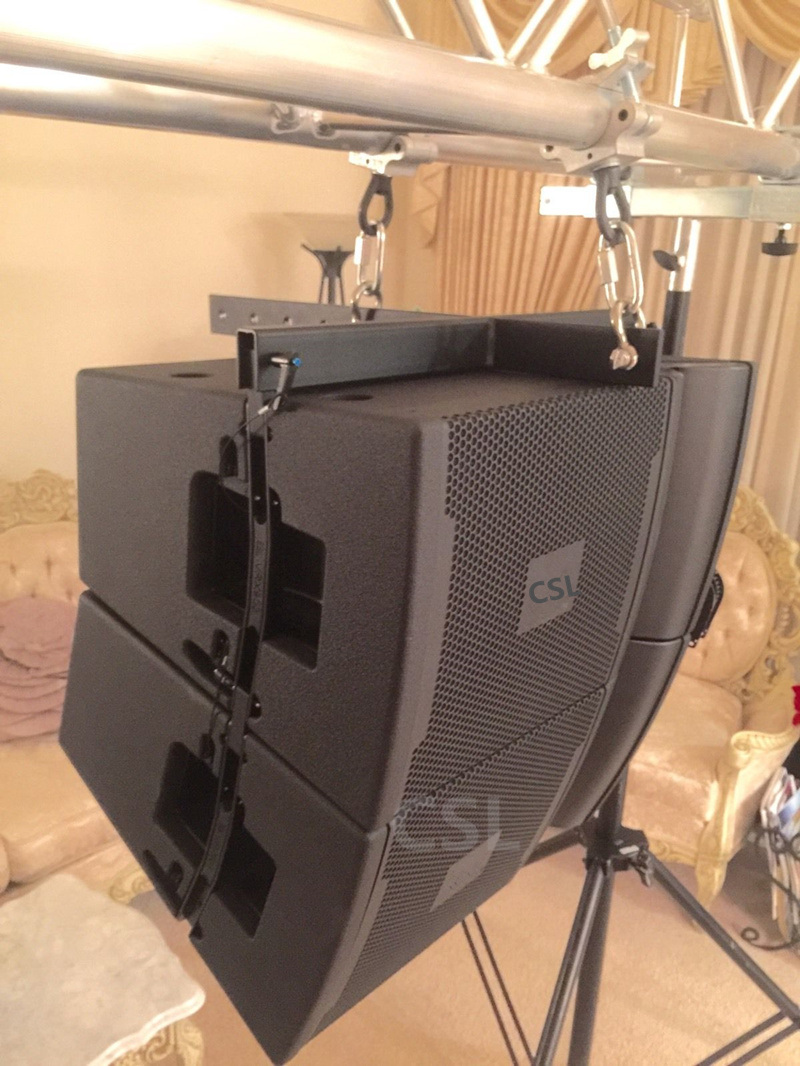 PRO Audio Vrx932lap Active Line Array System Speaker pictures & photos